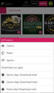 Borgata Mobile Casino