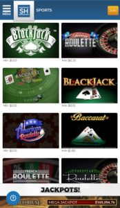 SugarHouse Mobile Casino