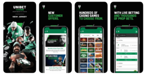 Unibet Mobile App NJ