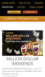 Pala Casino Mobile promos