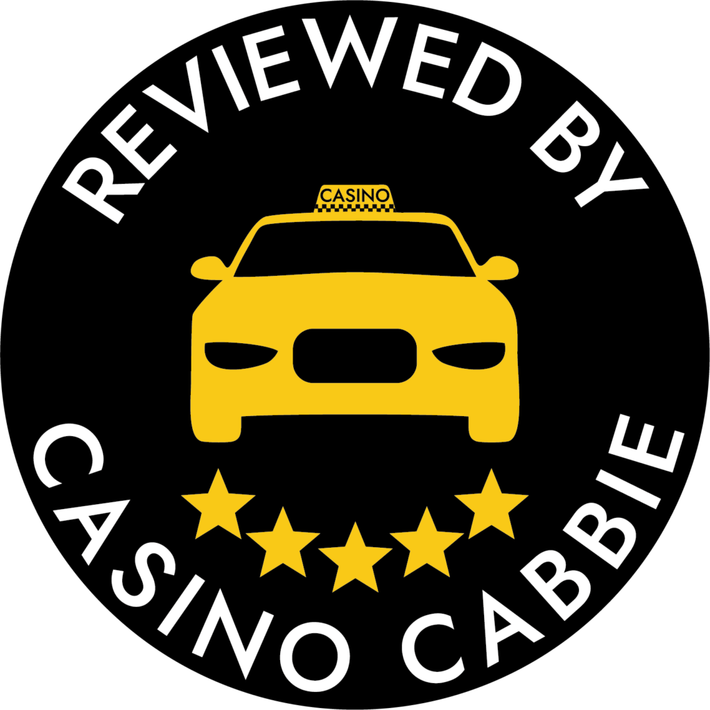 Casino Cabbie stamp of approval