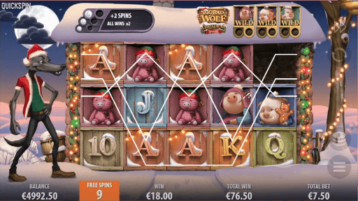best online christmas slots for 2020 1