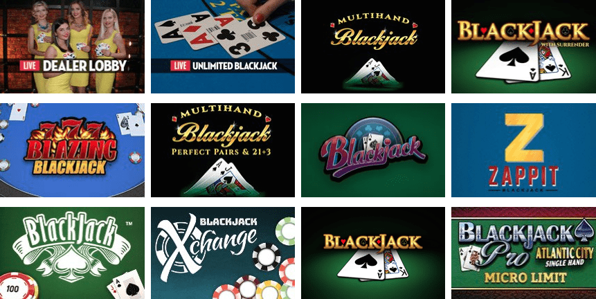 Play online blackjack for real money at US online casinos