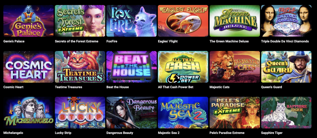 Play High 5 Games online in the USA